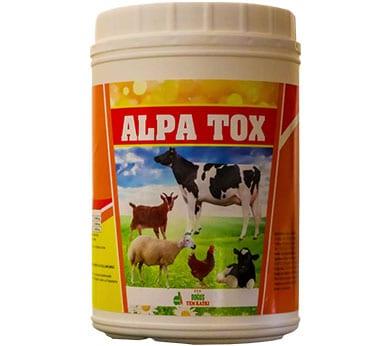 Toksin bağlayıcı Alpa Tox