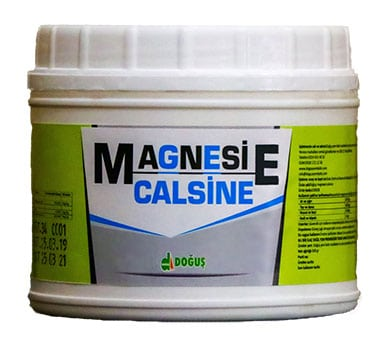 Magnesie Calsine