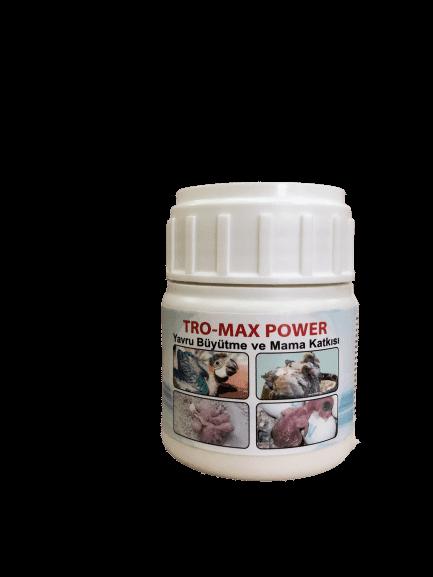 Tro-Max power