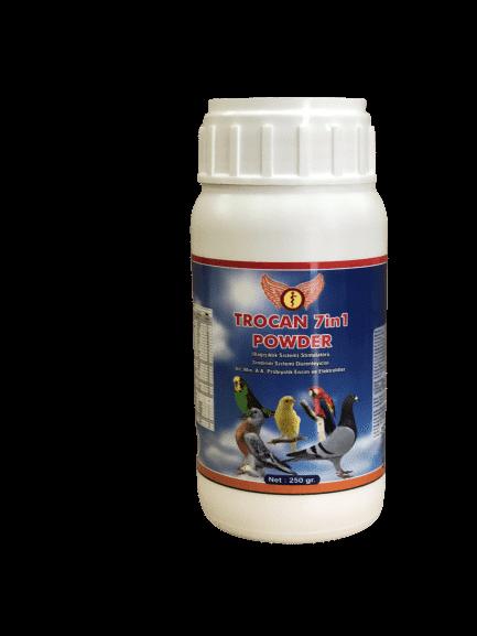 Trocan 7 in 1 powder